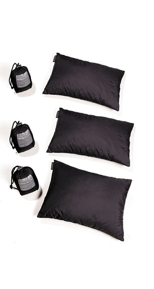 Cocoon Travel Pillow down charcoal